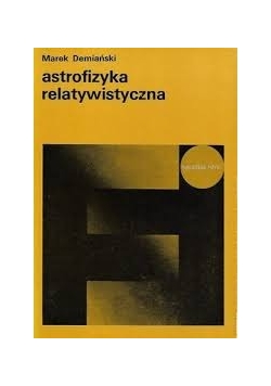 Astrofizyka relatywistyczna