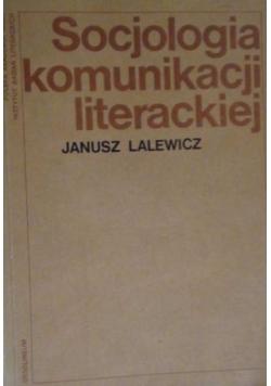 Socjologia komunikacji literackiej