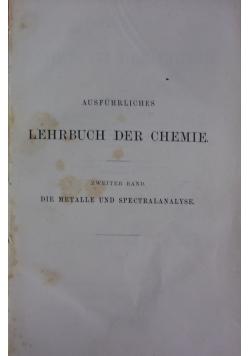 Ausfuhrliches Lehrbuch der Chemie, 1879r.