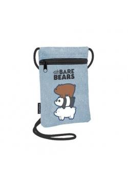 Saszetka na szyję We Bare Bears