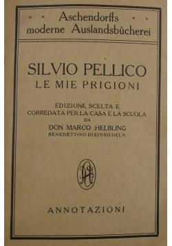 Silvio Pellico le mie prigoni, 1928 r.