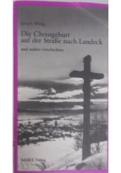 Die Christgeburt auf der Strase nach Landeck