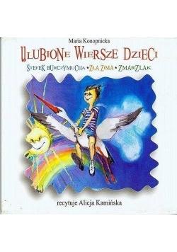 Ulubione wiersze dzieci audiobook