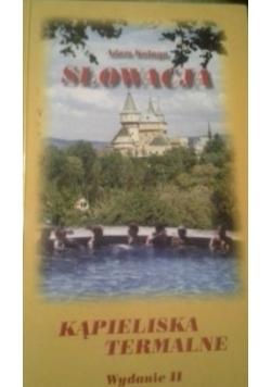 Słowacja kąpieliska termalne