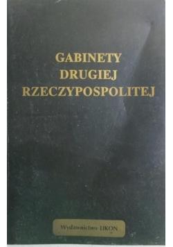 Gabinety Drugiej Rzeczypospolitej