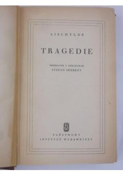 Aischylos - Tragedie