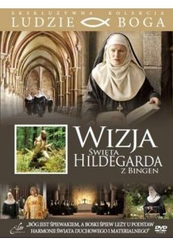 Wizja Święta Hildegarda z Bingen ,książka + płyta DVD