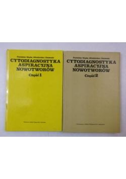 Cytodiagnostyka aspiracyjna nowotworów, cz.1-2