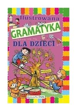 Ilustrowana gramatyka dla dzieci
