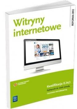 Witryny internetowe kw. E.14.1 WSiP