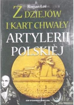 Z dziejów i kart chwały artylerii polskiej
