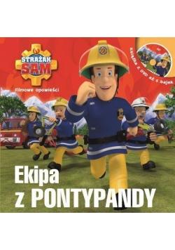 Strażak Sam Filmowe opowieści 1 Ekipa z Pontypandy