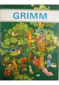 Najpiękniejsze baśnie Grimm
