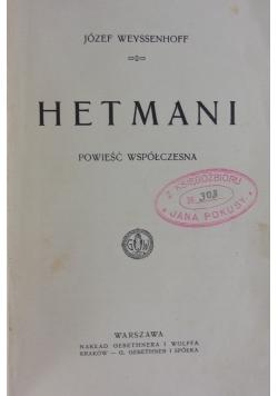 Hetmani , 1919 r.
