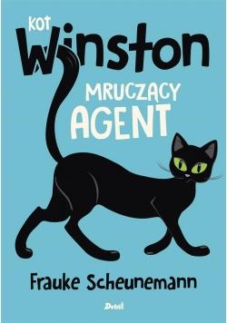 Kot Winston. Mruczący agent