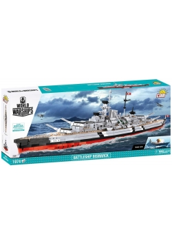 Small Army WOWS Battleship Bismark