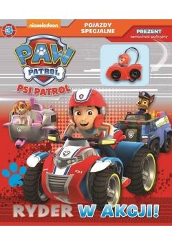Psi Patrol. Pojazdy specjalne 3 Ryder w akcji