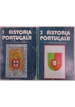Historia Portugalii, Tom I-II