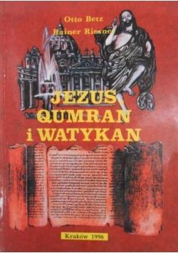 Jezus, Qumran i Watykan