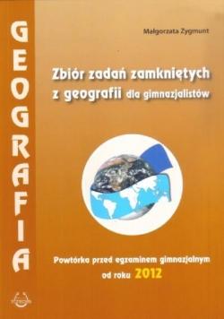 Geografia GIM zbiór zadań zamkniętych 2012 PODKOWA