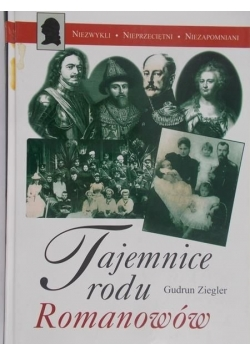 Tajemnice rodu Romanowów