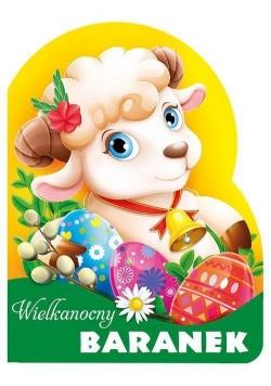 Wykrojnik - Wielkanocny baranek