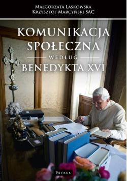 Komunikacja społeczna według Benedykta XVI