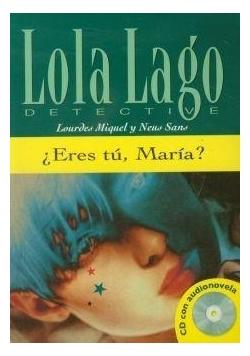 Eres tu Maria + CD