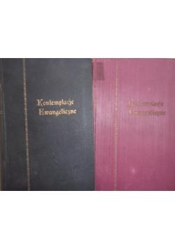 Kontemplacje Ewangeliczne, Tom I i II, 1929 r.