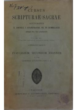 Evangelium secendum ioannem 1898r