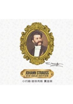 Johann Strauss: Gold Edition CD