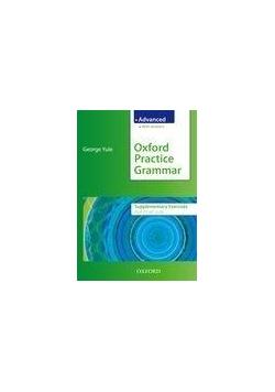 Oxford Practice Grammar ( Ćw. z odpowiedziami)