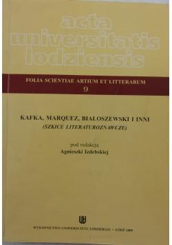 Acta universitatis lodziensis. Folia scientiae artium et litterarum 9
