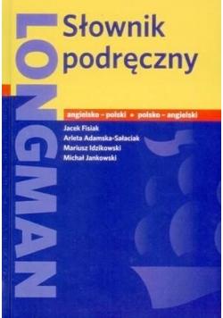 Słownik podręczny Ang-Pol-Ang twarda PEARSON