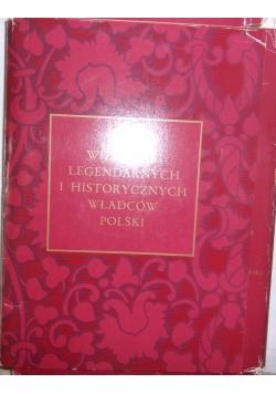 Wizerunki legendarnych i historycznych władców Polski