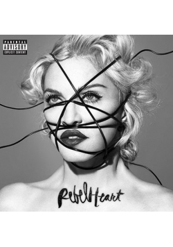 Rebelheart, CD