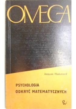 Psychologia odkryć matematycznych