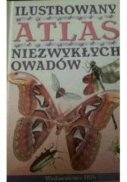Ilustrowany atlas niezwykłych owadów