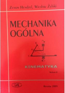 Mechanika ogólna - kinematyka