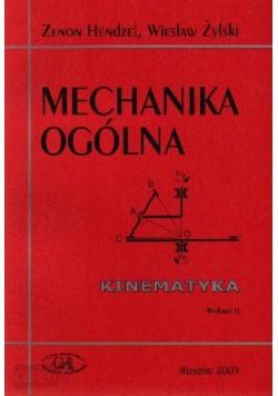 Mechanika ogólna-Kinematyka
