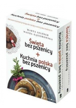 Pakiet - Święta bez pszenicy/Kuchnia polska bez...