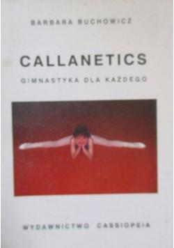 Callanetics gimnastyka dla każdego