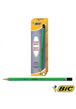 Ołówek 2H (12szt) BIC