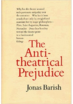 The Antitheatrical Prejudice