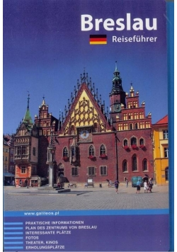 Przewodnik - Wrocław w.niemiecka