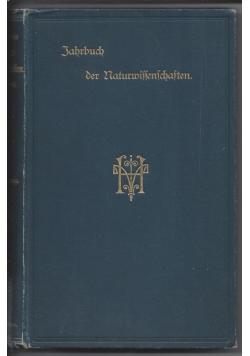 Jahrbuch der Naturwissenschaften, 1890 r.
