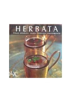 Herbaty. Eliksir miłości smaku i dobrego samopoczucia