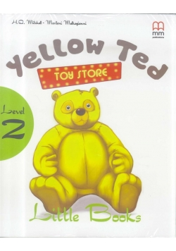 Yellow Ted + CD-ROM MM PUBLICATIONS