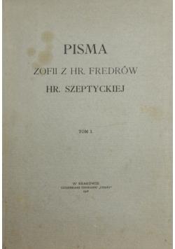 Pisma , 1906 r.