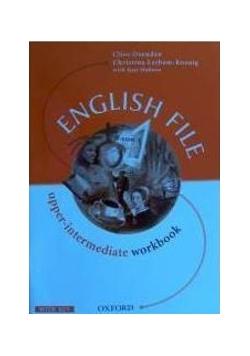 English File - upper-intermediate workbook